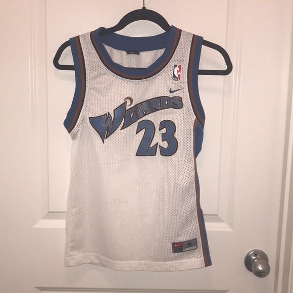 quality design da3ca fbad7 Michael Jordan Washington Wizards Jersey